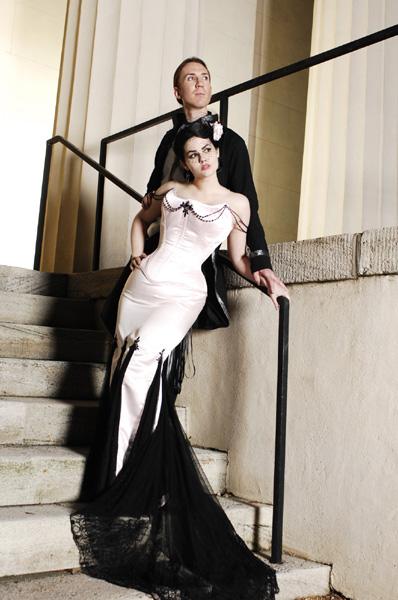 Gothic Wedding Dresses